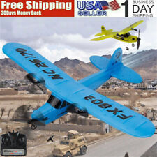 RC Plane Airplane Remote Control Glider Aircraft Model Drone Toy Gift Foam FX803