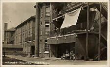 Barnet Military Hospital.