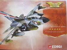 Corgi Aviation Archive CATALOGUE July - December 2002 aircraft plane ww2