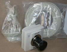 PHiLiPS BOSCH TC89755T B/W CAMERA KiT SiNGLE CHANNEL ON-SiTE RECEiVER/DRiVER