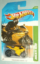 2012 Hot Wheels #52 Treasure Hunts Ducati 1098