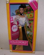 Barbie Dolls Of The World Philippines Barbie New