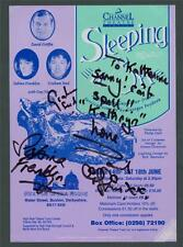 SIGNED David Griffin. Sabina Franklyn. Graham Seed. 'Sleeping' Buxton   ad.48