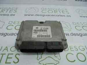 036906034s centralita motor uce volkswagen polo 1.4 16v (75 cv) 2001 454665