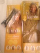Bnip Hairdo Clip In Hair Extensions 2 Piece Medium Golden Blonde Ken Paves