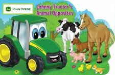 Johnny Tractor' s Animal Opposites (John Deere) by Elana Roth, Good Book