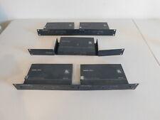 Lot of 5 Kramer Tools VP-414XL Video to WUXGA HD Scalers in Racks