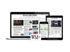The Wall Street Journal WSJ Lifetime Digital Subscription All Platforms