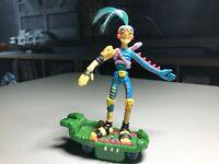 Jive Guy Slammers Mattel 1990 Bendy Figure Complete Rare