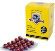 MacuShield Original 90 Food Supplement Capsules New formula NEW!