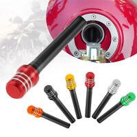 Gas Fuel Cap Petrol Valve Vent One-way Breather Hose Tube For ATV PIT Dirt Bike