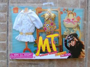 Moxie Teenz Doll Swimsuit Bathing Suit Beach Accessories Clothes Purse Shoes MGA