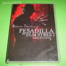 PESADILLA EN ELM STREET LA COLECCIÓN EN DVD PACK NUEVO Y PRECINTADO