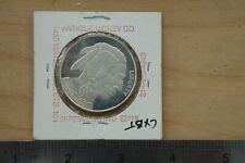2001 U.S. American Buffalo Commemorative Silver Coin DCAM Silver Troy Ounce Coin
