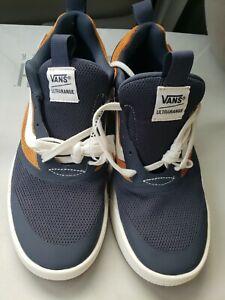 Vans Ultrarange Rapidweld Skate Shoes Mens 9/Women's 10.5 India Ink New