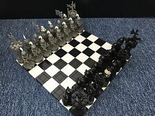 Lego Knight / Kingdom Chess Set / Genuine Lego Parts