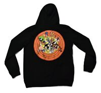 Looney Tunes Mens Group On Target Hoodie New M, L, XL