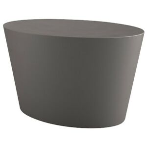 Knoll - Maya Lin Adult Stone Seat in Tarmac - New