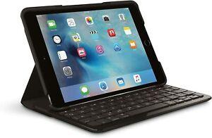 Logitech FOCUS Protective Case Integrated Keyboard iPad Mini 4 Black 920-007953