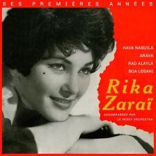 CD Rika Zaraï : Ses premières années