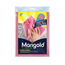 Marigold OOPS AWAY Lightweight All Purpose re-usable Cleaning Cloths Pack Of 6