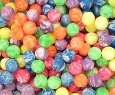"""24 NEW MARBLE SUPER HIGH BOUNCE BALLS 27MM 1"""" HI BOUNCY SUPERBALL CAT TOY"""