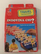1987 VINTAGE INDOVINA CHI MB GAMES-RICAMBI /& Pieces-Veloce Spedizione Gratuita!