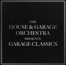 The House & Garage Orchestra : Garage Classics CD (2018) ***NEW*** Amazing Value