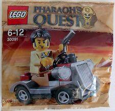 Lego Pharaoh's Quest 30091 (desierto Rover & figura) Promo Bolsa