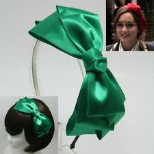 GOSSIP GIRL HEADBAND HAIR ACCESSORY HAT BOW BAND HB1370