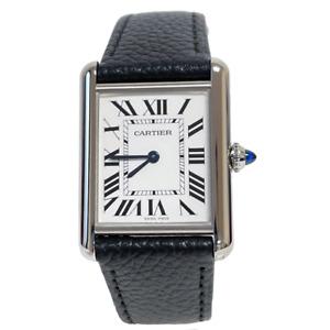Cartier TANK MUST DE CARTIER Wsta0041 Large 33.7 mm x 25.5 mm