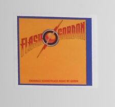 Queen Flash Gordon Small Sticker (square) 1.5x1.5 Freddie Mercury