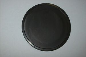 EARLY 72MM PUSH ON FRONT LENS CAP FOR 70MM FILTER LENS RIM MADE IN GERMANY