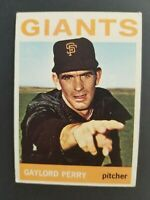 Topps San Francisco Giants 1964 Gaylord Perry Trading Card #468