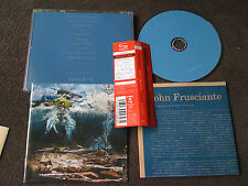 John Frusciante / the empyrean /JAPAN LTD CD OBI