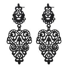 Fashion Long Ladies stud Earrings Bohemian Pierced Alloy jewelry drop dangle cn6