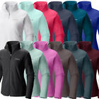 "New Womens Columbia ""Fleece Falls II"" Full Zip Fleece Sweaters Jacket"