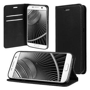 Samsung Galaxy S7 G930 Coque de Protection Carte Portefeuille Housse Etui Cover