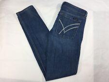 William Rast Jeans Jerri Ultra Skinny 29 x 33Long  Low Rise Slim Stretch