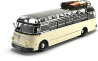 Autobus Isobloc 648 Dp Francia 1955 - Scala 1:43 Die Cast - Hachette - Nuovo