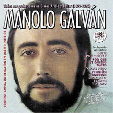 Manolo galvan - 2cd