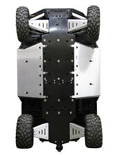 Polaris Ranger 900 Diesel 2012 Iron Baltic Full Bash Plate Kit - free delivery
