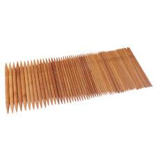 "Brittany Bouleau Straight Aiguilles à Tricoter//broches 6.5 mm x 25 cm//10/"""