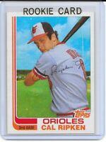 1982 Topps Traded Cal Ripken Jr. RC HOT HIGH GRADE NICE CLEAN Orioles HOF #98T