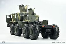 Cross RC - BC8 Mammoth 1/12 Scale 8x8 Off Road Military Truck Kit