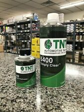 High Gloss Urethane Clear Coat Quart Kit 4:1 With Activator
