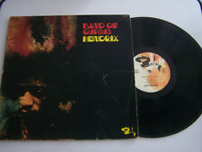 LP 33 T VINYLE , JIMI HENDRIX , BAND OF GYPSYS . VG - / EX . BARCLAY 0920.221 .