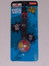 The Simpsons Bubble Dome Watch with Fun Floating Icons