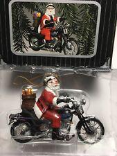 "1997 Harley Davidson - Santa Ornament ""Leader of the Pack"" Item #GA0906-01"
