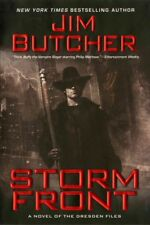 Storm Front, Hardcover by Butcher, Jim, ISBN 0451461975, ISBN-13 9780451461971